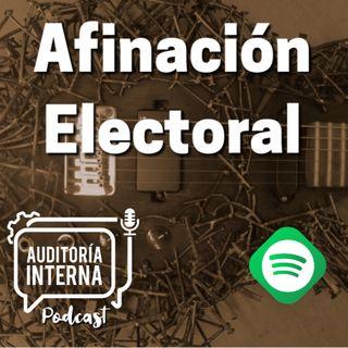 Afinación Electoral
