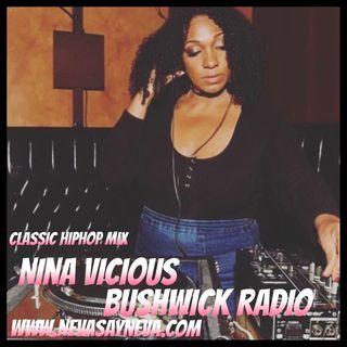 Nina Vicious MLK Mix on Bushwick Radio 2021