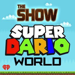 The Show Presents: SDW - Aerial Shots Of Super Nintendo Land Emerge