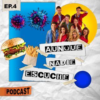 Me comí una hamburguesa/ Garibaldi millennials/ Coronavirus: El musical