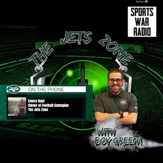 The Jets Zone: Emory Hunt interview