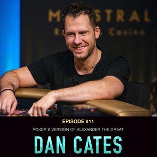 "#11 Daniel ""Jungleman"" Cates: Poker's Version of Alexander the Great"