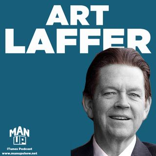 Art Laffer: the surprisingly funny, legendary Reagan economist schools the guys on economics