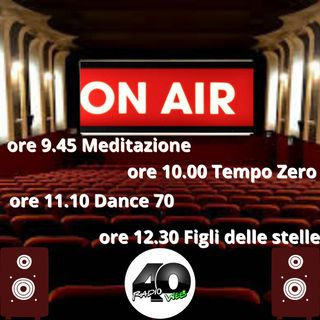 "Radio40 ""Forty Morning"" Lunedì Matt. 22/02/2021"