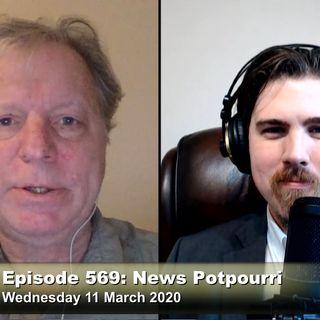 FLOSS Weekly 569: News Potpourri