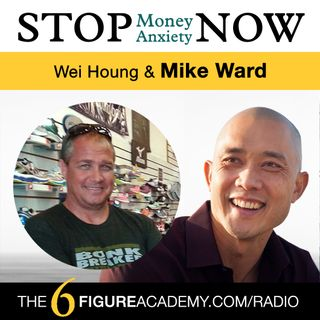 "Episode 05 - ""Taking 1 Step Back to Make 2 Steps To Millions"" with guest Mike Ward"