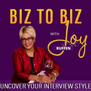 BIZ to BIZ with JOY! - Grow Your Business In Style!