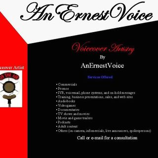 US Postal Service-VO  AnErnestVoice