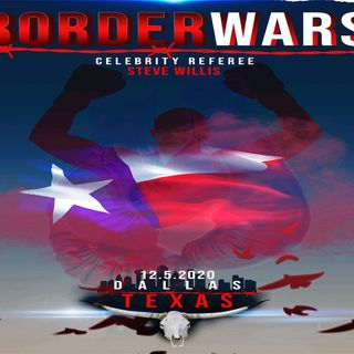 ☎️Border Wars 9 Texas 🌵Unguarded with Matt Machine Gun Garces