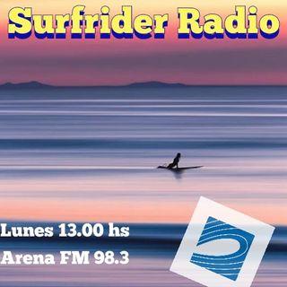 Surfrider Radio Programa 92 del 5to ciclo (12 de Octubre)