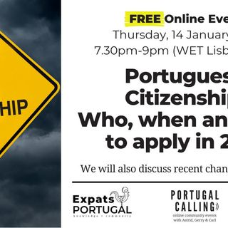 Portuguese Citizenship: Who, when and how to apply