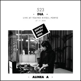 Alinea A #523 Ina (Porto-Post-Doc) - 27.11.2018