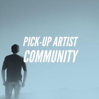 Pick-up Artist Community - (rerun)
