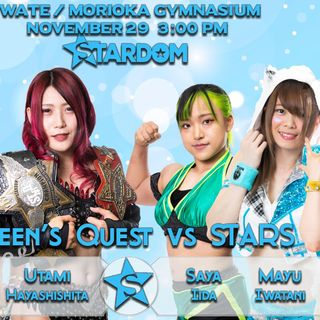 ENTHUSIASTIC REVIEWS #87: STARDOM 11-29-2020 Watch-Along