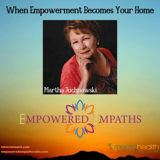 """""""The Power of Intention"""" with Martha Juchnowski"""