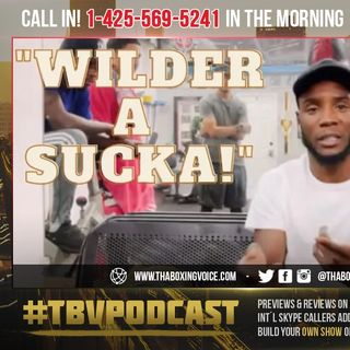 ☎️Deontay Wilder Can't Take Chris Colbert HEAT🔥Has Chris Interview REMOVED😱😂