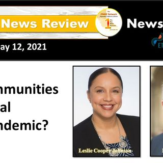 News Too Real - Hear about Mental Health Tips and Can Communities Truly Heal  Post-Pandemic?