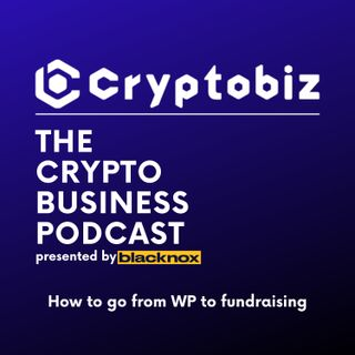 CryptoBiz Ep. 2 - How to ICO / STO Part 2 - Strategic Planning: How to Go From White Paper to Fundraising