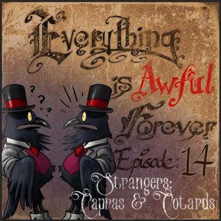 Strangers: Capgras and Cotard's