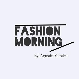 Fashion Morning 25/05/20