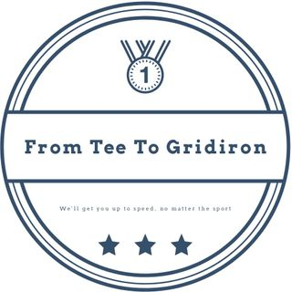 From Tee to Gridiron