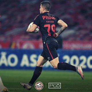 #057 - Athletico x Inter, Coxa empata com Fortaleza e Paraná goleado na Série B