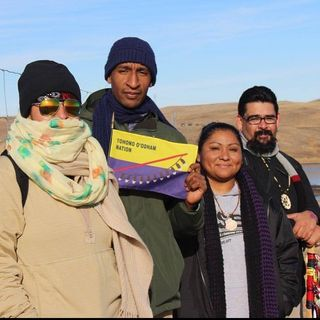 Ep. 4: Standing  Rock Reflections & Discussion