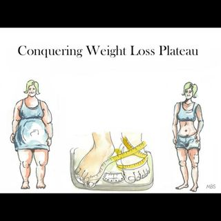 Why Your Weight Loss Stalled And How To Fix It!