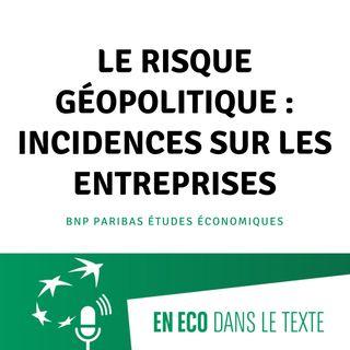 #02 – Le risque géopolitique : incidences sur les entreprises