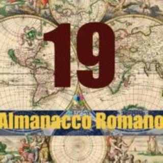 Almanacco romano - 19 agosto