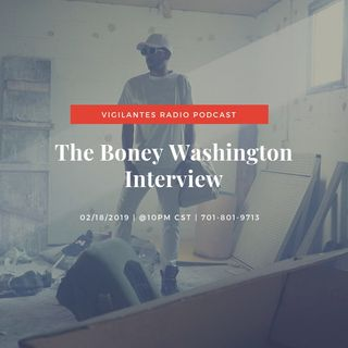 The Boney Washington Interview.