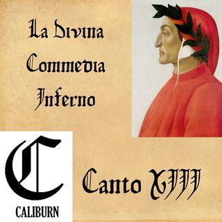 Inferno - canto XIII - Lettura e commento