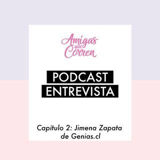 Entrevista Jime Zapata de Genias.cl