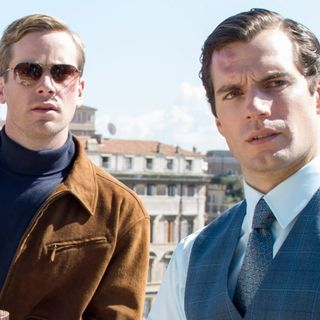 12 - You've Never Seen The Man From U.N.C.L.E.!?