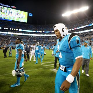 KBR Sports 10-23-17 What is wrong with Cam Newton and the Carolina Panthers?