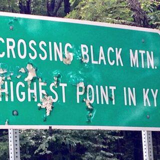 Kentucky-Black Mountain/Highest Point