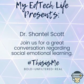Episode 21: #ThisIsMe Movement with Dr. Shantel Scott
