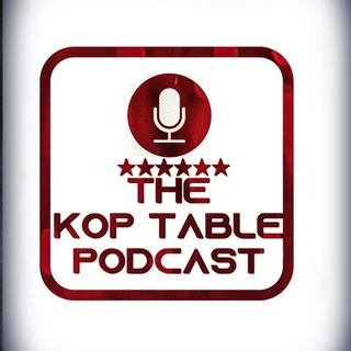 Kop Table - Season so Far