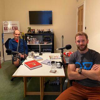 Episode 59 - Cycle the world with adventurer Markus Stitz