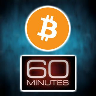 Bitcoin on 60 Minutes - Millionaire Investor Now Pro Bitcoin - Grayscale Crypto Commercials - Amazon Crypto Patent