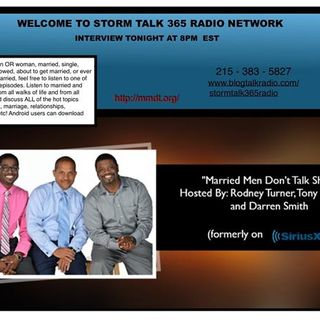 """The Storm with """"Married Men Don""""t Talk"""""""