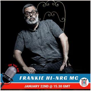 Frankie Hi-Nrg MC a Londra in veste d'autore e cantante il 12 e 13 febbraio 2020