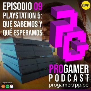 Episodio 9: PlayStation 5, qué sabemos y qué esperamos