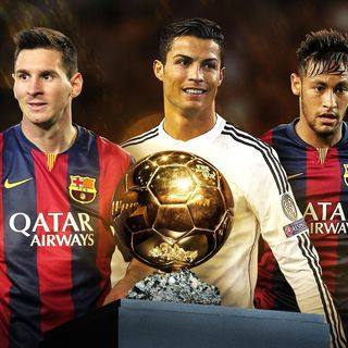 BALLON D'OR: Our Team of the Year
