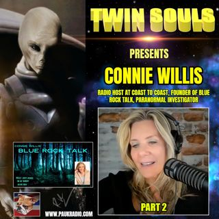 Twin Souls - Connie Willis Pt 2 - September 2021