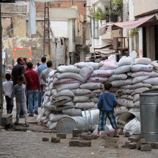 Oltre il bosforo - Assedio ai curdi