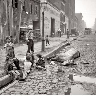 167 - The History of NY Sanitation (Live w/ Ronny Cheing