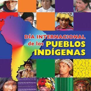 NUESTRO OXÍGENO 9 de agosto Día Internacional de los pueblos indígenas - Elvis Cueva