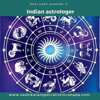 Indian Astrologer in Canada