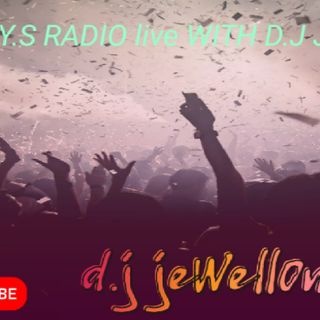 Episode 31 - d.i.y.s radio/video production'swith D.j Jewelloni